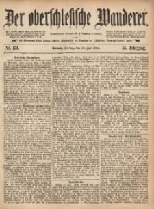 Der Oberschlesische Wanderer, 1882, Jg. 55, Nr. 174
