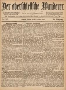 Der Oberschlesische Wanderer, 1882, Jg. 55, Nr. 297