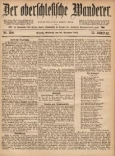 Der Oberschlesische Wanderer, 1882, Jg. 55, Nr. 298