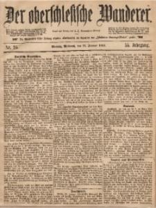 Der Oberschlesische Wanderer, 1883, Jg. 55, Nr. 25