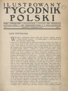Ilustrowany Tygodnik Polski, 1915, R. 1, nr 1