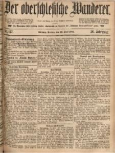 Der Oberschlesische Wanderer, 1883, Jg. 56, Nr. 147