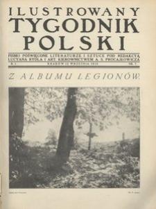 Ilustrowany Tygodnik Polski, 1915, R. 1, nr 7