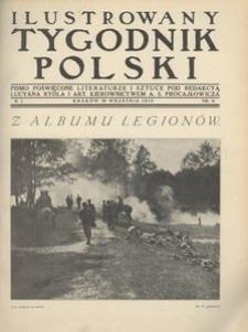 Ilustrowany Tygodnik Polski, 1915, R. 1, nr 8