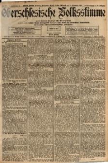 Oberschlesische Volksstimme, 1899, Jg. 24, Nr. 210