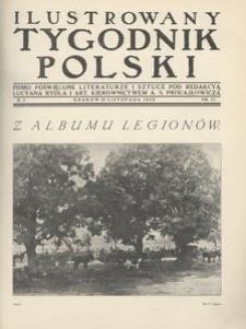Ilustrowany Tygodnik Polski, 1915, R. 1, nr 17