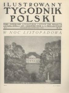 Ilustrowany Tygodnik Polski, 1915, R. 1, nr 18