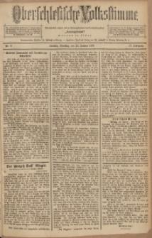 Oberschlesische Volksstimme, 1891, Jg. 17, Nr. 9