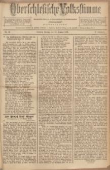 Oberschlesische Volksstimme, 1891, Jg. 17, Nr. 12