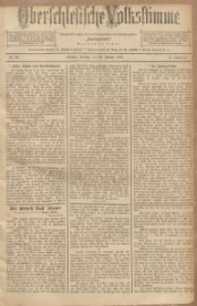 Oberschlesische Volksstimme, 1891, Jg. 17, Nr. 18