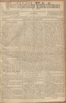 Oberschlesische Volksstimme, 1891, Jg. 17, Nr. 20
