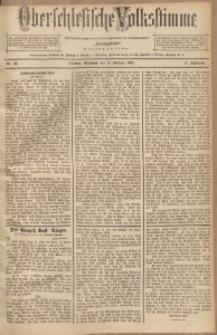 Oberschlesische Volksstimme, 1891, Jg. 17, Nr. 33