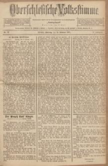 Oberschlesische Volksstimme, 1891, Jg. 17, Nr. 37
