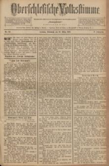Oberschlesische Volksstimme, 1891, Jg. 17, Nr. 63