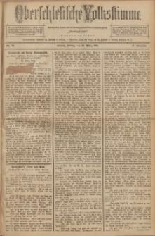 Oberschlesische Volksstimme, 1891, Jg. 17, Nr. 65
