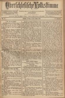 Oberschlesische Volksstimme, 1891, Jg. 17, Nr. 70