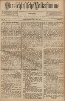 Oberschlesische Volksstimme, 1891, Jg. 17, Nr. 77