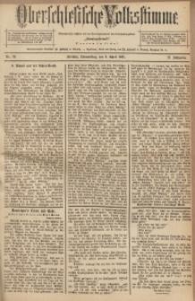 Oberschlesische Volksstimme, 1891, Jg. 17, Nr. 79