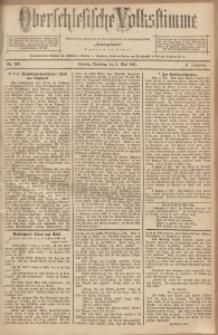 Oberschlesische Volksstimme, 1891, Jg. 17, Nr. 100