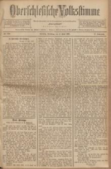 Oberschlesische Volksstimme, 1891, Jg. 17, Nr. 121