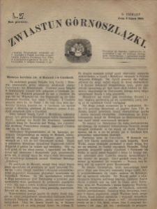 Zwiastun Górnoszlązki, 1868, R. 1, nr 27