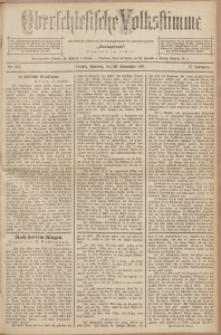 Oberschlesische Volksstimme, 1891, Jg. 17, Nr. 215