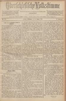 Oberschlesische Volksstimme, 1891, Jg. 17, Nr. 235