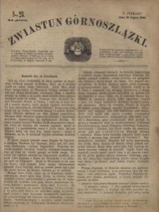 Zwiastun Górnoszlązki, 1868, R. 1, nr 28