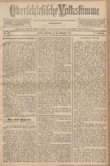 Oberschlesische Volksstimme, 1891, Jg. 17, Nr. 258