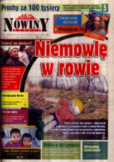 Nowiny Nyskie 2009, nr 11.