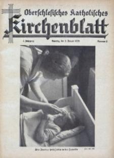 Oberschlesisches Katholisches Kirchenblatt, 1939, Jg. 4, Nr. 2