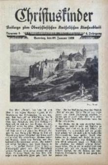 Christuskinder. Beilage zum Oberschlesischen Katholischen Kirchenbaltt, 1939, Jg. 4, Nr. 5