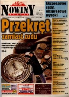 Nowiny Nyskie 2007, nr 11.