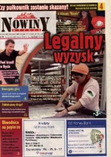 Nowiny Nyskie 2008, nr 25.