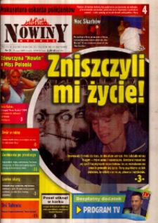 Nowiny Nyskie 2009, nr 21.