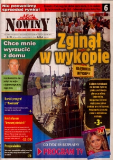 Nowiny Nyskie 2009, nr 29.