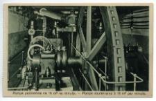 Pompa podziemna 16 m³ na minutę. – Pompe souterraine à 16 m³ par minute