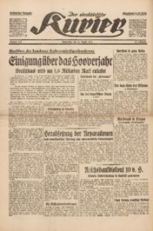 Der Oberschlesische Kurier, 1931, Jg. 25, Nr. 185