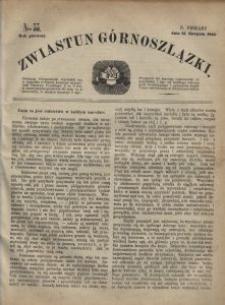 Zwiastun Górnoszlązki, 1868, R. 1, nr 33