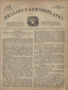 Zwiastun Górnoszlązki, 1868, R. 1, nr 34