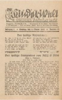 Die Kinderwelt, 1931, Jg. 5, Nr. 40