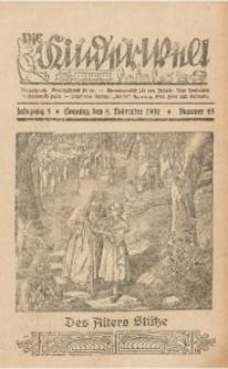 Die Kinderwelt, 1931, Jg. 5, Nr. 45