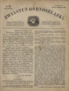 Zwiastun Górnoszlązki, 1868, R. 1, nr 35