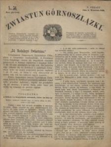 Zwiastun Górnoszlązki, 1868, R. 1, nr 36