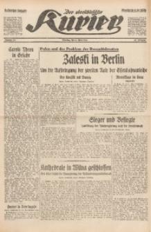 Der Oberschlesische Kurier, 1932, Jg. 26, Nr. 84