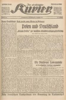 Der Oberschlesische Kurier, 1932, Jg. 26, Nr. 202