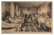 Klasztor i Szpital Braci Miłosiernych (Bonifratrów) w Katowicach. Sala chirurgiczna [1]