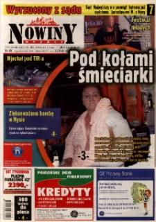 Nowiny Nyskie 2008, nr 42.