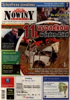 Nowiny Nyskie 2008, nr 43.