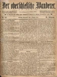 Der Oberschlesische Wanderer, 1883, Jg. 56, Nr. 177